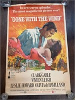 """1970 """"Gone with The Wind"""" by MGM"""