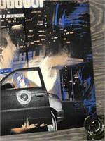 """Artist Proof """"Robocop"""" Movie Poster"""