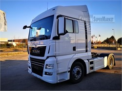 MAN TGX18.500BLS  used