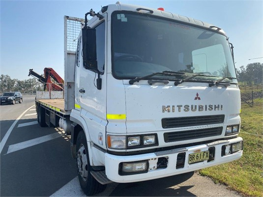 2002 Mitsubishi Fuso other - Trucks for Sale