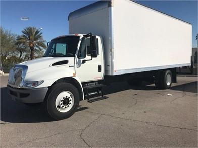Van Trucks Box Trucks For Sale By Enterprise Truck Rental