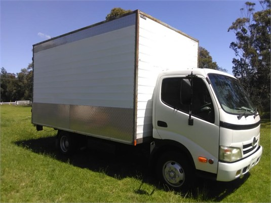 2008 Hino 300 Series 716 - Wrecking for Sale