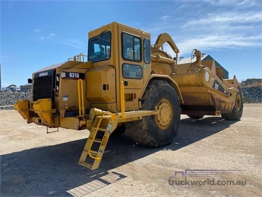 2006 Caterpillar 631G - Heavy Machinery for Sale