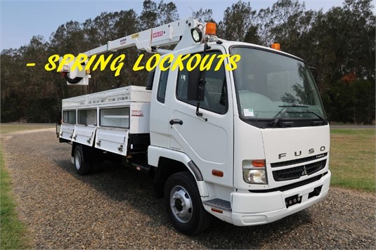 2009 Fuso Fighter 1024 - Trucks for Sale