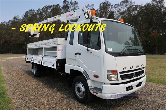 2009 Fuso Fighter 1024 - Trucks for Sale