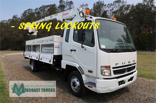 2009 Fuso Fighter 1024 Midcoast Trucks  - Trucks for Sale