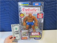 MINT Marvel Legends THE THING 2005 Comic Figure