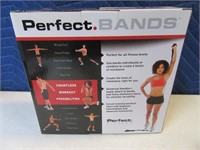 New PERFECT BANDS Exerciser Total Workout Set 2/2
