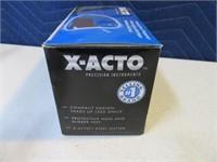 New XACTO Electric Blue Pencil Sharpener