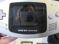MINT GameBoy ADVANCE Nintendo w/ 5 games 2000ed