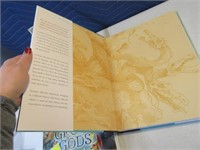 New PercyJackson's GREEK GODS hardback Book $20 1
