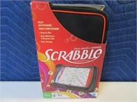 New Travel SCRABBLE Board Game