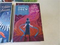 Lot (4) New NANCY DREW Hardback Books $32