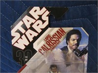 07' Star Wars LandoCalrissian MINT Figure Coin Set