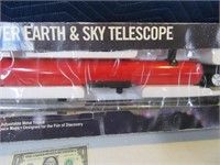 TASCO 90's Earth&Sky Telescope EXC