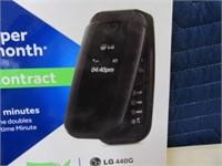 New TRACFONE Prepaid Phone 1/2