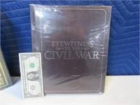 NEW Eyewitness To The Civil War FANCY Hrdbck Book