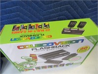 New Flashback Coleco Vision 60game Console