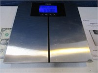 Homedics Stainless Digital Scale