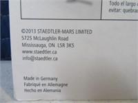 New STAEDTLER 12pc Mars Lumograph Pencils 1/6