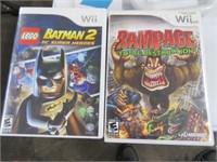 HUGE Wii Video Game Bundle Lot WORKING