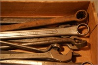 10+pc Lg Combo Wrenches - Mixed Brand
