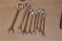 14pcs Craftsman ignition wrenches