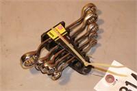 KR Brand wrench set - 5pcs