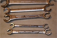 7pcs - Line Wrenches