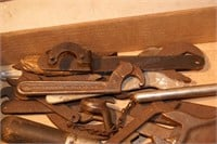 Vintage specialty wrenches 20pcs+