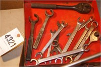 Proto & challenger wrenches - 14pcs
