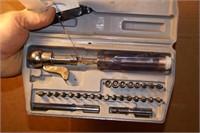 Bit set - 90 degree screwdriver set