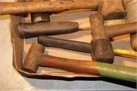 Hammers - 6pcs