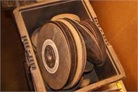 tub of cutoff & grinding wheels - 20+pcs