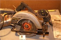 Sears/craftsman circular saw & PC sander