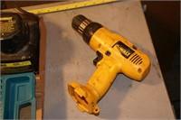 DeWalt cordless drill 6pcs
