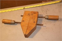 2pcs wood carpenter clamps
