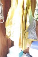 3 rain coats