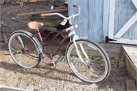 thruster city cruiser girls bike