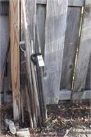 8PCS shovel handles