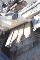 lumber - oak rough sawn