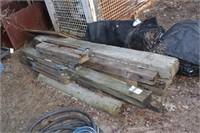4x6 & 4x8 posts - various lengths