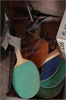 Sporting equipment -  balls & lawn games