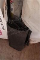 gardening cloth, plastic, drop cloths etc