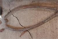 log tongs - 4' long