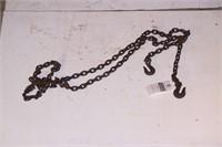11' Chain w/ 2 hooks