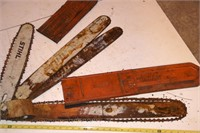 "chainsaw bars - 20 to 32"" bars 4pcs"