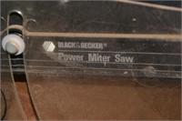 Black & Decker Miter saw