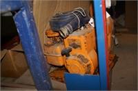 Berkley self priming 3hp pump w/ discharge hose