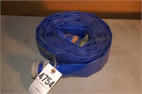 "2"" blue synthetic hose"